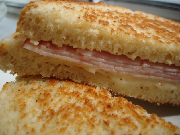 Ham & Melted Swiss