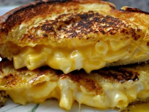 Mac & Cheesewich