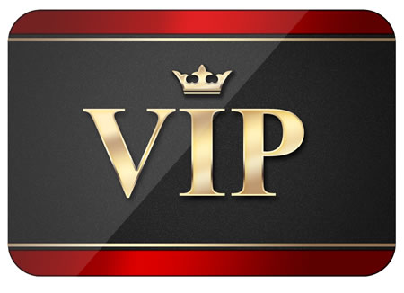 VIP Card Button